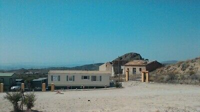 Mobile home (static caravan) superb location on costa blanca spain