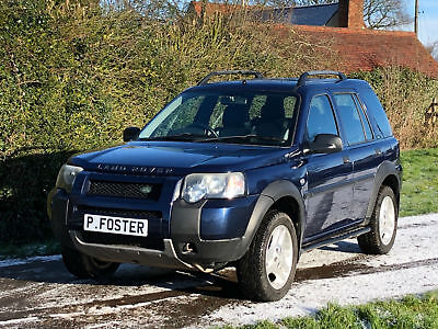 NOW SOLD - Superb Condition Land Rover Freelander TD4 HSE Automatic Diesel