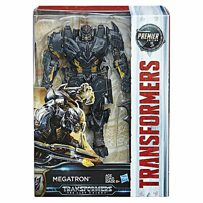 Transformers The Last Knight Premier Edition Voyager Class MEGATRON by Hasbro