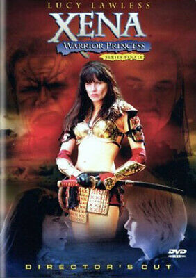Xena: Warrior Princess: A Friend in Need Parts 1 / 2 - Series Finale DVD NEW