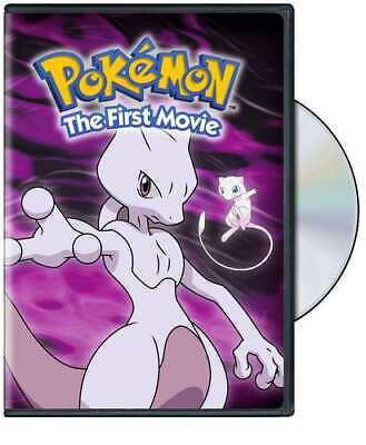 Pokemon: The First Movie - Mewtwo Strikes Back DVD NEW
