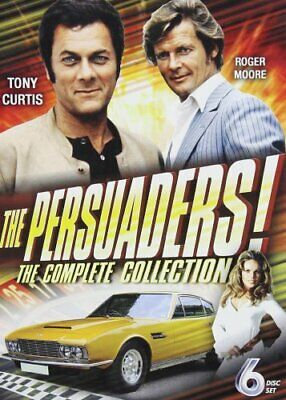 The Persuaders: The Complete Series (6 Disc) DVD NEW