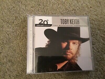 The Best Of Toby Keith - Greatest Hits Cd - Should'Ve Been A Cowboy +