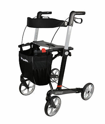 LEOPARD ALLOY ROLLATOR ANTHRACITE 55CM Disability aid / Walker