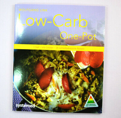 Low Carb One Pot - Wolfgang Link - Systemed