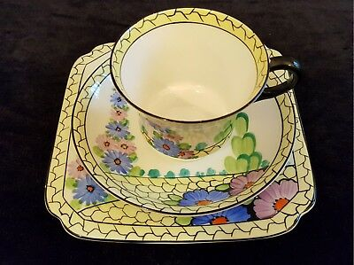 Windsor bone china Vintage Cup and saucer with side plate Great Mothers Day gift