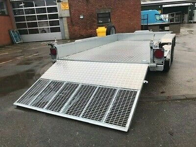 """Ifor Williams GP127GM M-Plant / 4ft Ramp/ LED-INC. VAT- [6ft 4""""WIDE] IN STOCK'"""