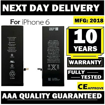 New Genuine Replacement Battery (1810mAh) For  iPhone 6  Original UK