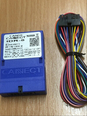 Canm8  IDR - 8  Interface