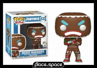 Fortnite - Merry Marauder Funko Pop! Vinyl Figure #433