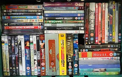 Job Lot Collection/Bundle of DVD Box Sets, Some Complete Series #11501