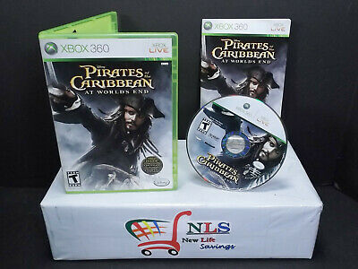 Pirates of the Caribbean At World's End Xbox 360 Game