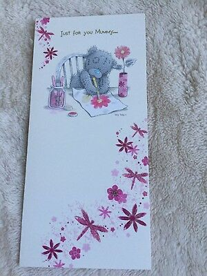 "Me To You Tatty Teddy ""Mummy"" Mothers Day Card From 99p"