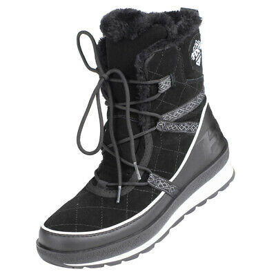 FXR Insulated Pulse Short Boot Stiffness High Quality Suede Action Leather