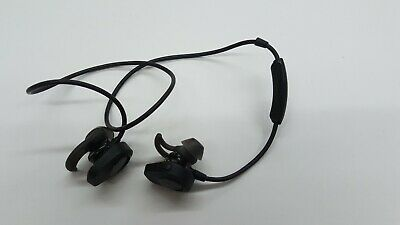 Bose SoundSport A11 In-Ear Wireless Headphones Black Poor condition read T1988