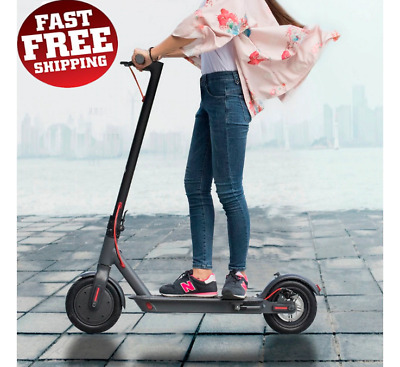 """electric scooter 8.5""""two wheel electric scooter for adults fashion e-scooter LCD"""
