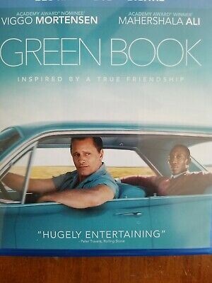 Green Book Blu-ray ONLY