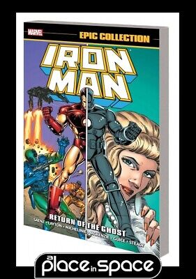 Iron Man Epic Collection Return Of Ghost - Softcover
