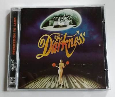 THE DARKNESS - CD - Permission To Land - Heavy Metal, Hard Rock