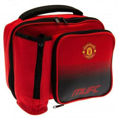 Manchester United F.C. Fade Lunch Bag