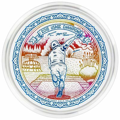 Innova McBeth Commemorative USDGC Champion Roc OOP Golf Disc