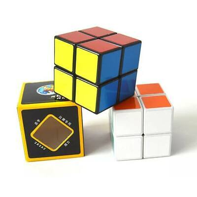 Magic Cube 2x2 Smooth Fast Speed Rubix Toy Puzzle Twist ABS Rubiks Classic Gift
