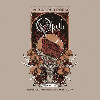 Opeth - Garden Of The Titans: Live At Red Rocks Ampitheatre [New CD] UK - Import