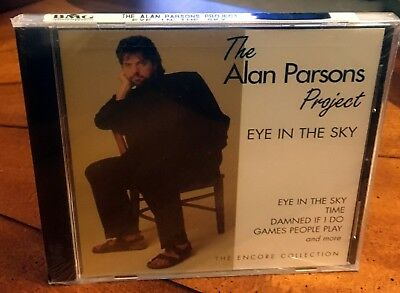 Eye in the Sky: Encore Collection ~ The Alan Parsons Project ~ 1999 BMG CD ~ NEW