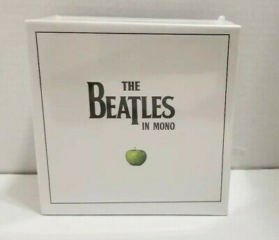 THE BEATLES IN MONO Authentic Remastered 2009 13 CD Boxed Set SEALED Ships Free