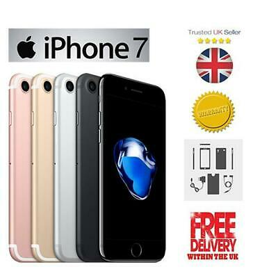 Brand New iPhone 7 Unlocked Factory Sealed Apple Birthday Present Gift
