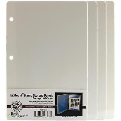 Mini-Binder Storage Panels - Package of 4