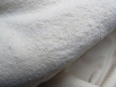 Rare Original Thin Wool Civil War Soldier's Sheeting Blanket, Sutler
