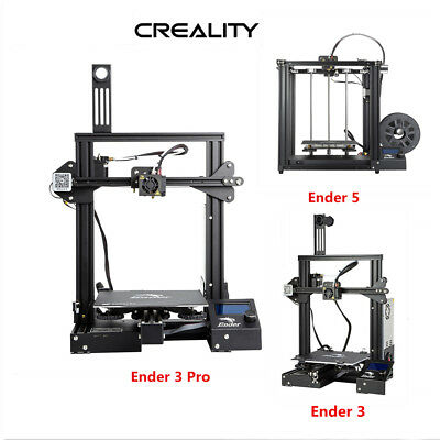 Creality 3D Ender 3/5 Ender 3 Pro 3D Printer 220x220x250mm Removable Bed