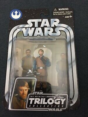 Star Wars Original Trilogy Collection OTC #36 General Madine Carded MOC