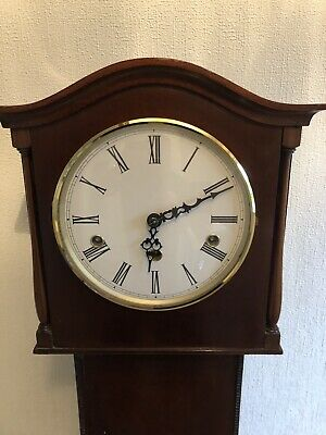 Grandmother clock quater Westminster chime good condition  fully working