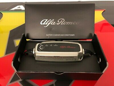 Genuine Alfa Romeo Battery Conditioner Trickle Charger