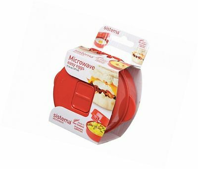 Lunchboxes Home, Furniture & DIY Sistema Microwave Eggs Cooker Omelette Maker Scrambled Egg Breakfast Container