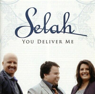 Selah - You Deliver Me CD NEW