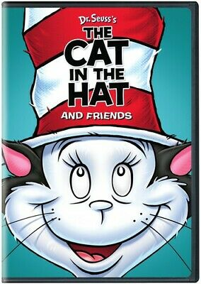 The Cat in the Hat and Friends DVD NEW