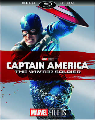 Captain America: The Winter Soldier BLU-RAY NEW