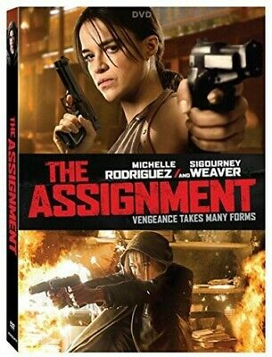 The Assignment (2016 Michelle Rodriguez) DVD NEW