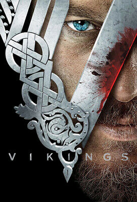 Vikings: The Complete First Season (Season 1) (3 Disc, Limited) BLU-RAY NEW