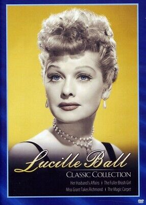 Lucille Ball: Classic Collection (4 Disc) DVD NEW