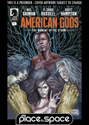 (Wk16) Neil Gaiman's American Gods: Moment Of Storm #1A - Preorder 17Th Apr