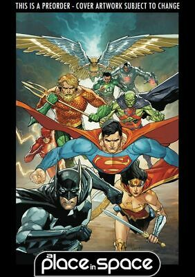 (Wk16) Justice League, Vol. 3 #22B - Variant - Preorder 17Th Apr