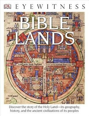 DK Eyewitness Books Bible Lands Discover Story Holy  by Tubb Jonathan -Paperback
