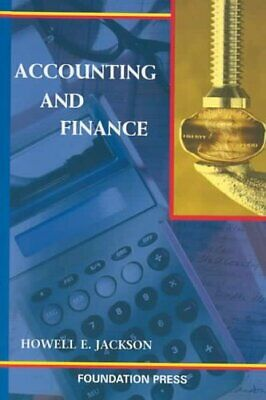 Accounting & Finance (Coursebook) by Jackson Howell