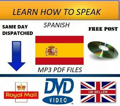 Learn How To Speak Spanish Cd