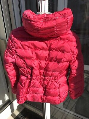 huge selection of bd8fd b7425 MONCLER BAMBINA 3 Anni 100cm Piumino - EUR 89,00 | PicClick IT