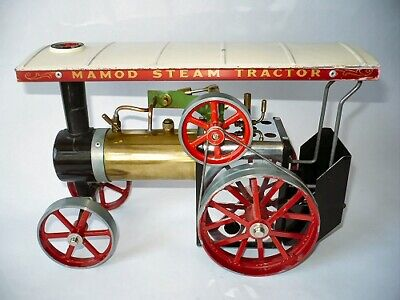 Vintage Mamod Steam Engine for spares Or Repairs.